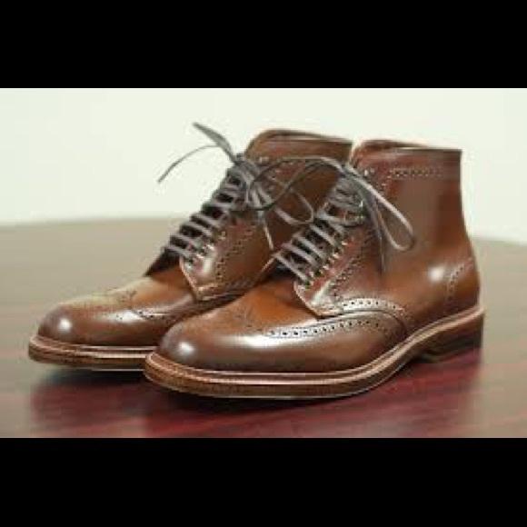 92f21dcb6a Alden Other - Alden Ravello Wingtip Boot